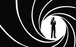 james bond icone