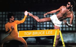 Bruce Lee et Abdul-Jabbar