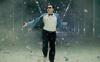 Psy de Gangman style