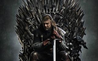 Stark sur le trone de fer